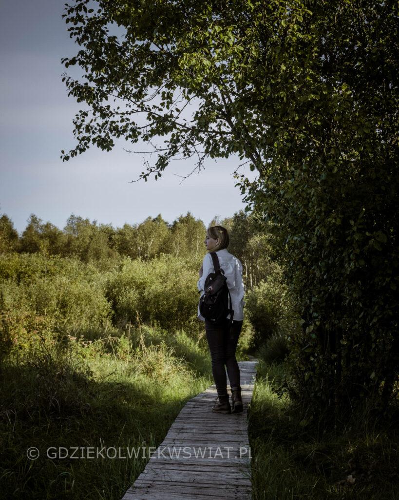 Ścieżka Spławy - mapa i dojazd
