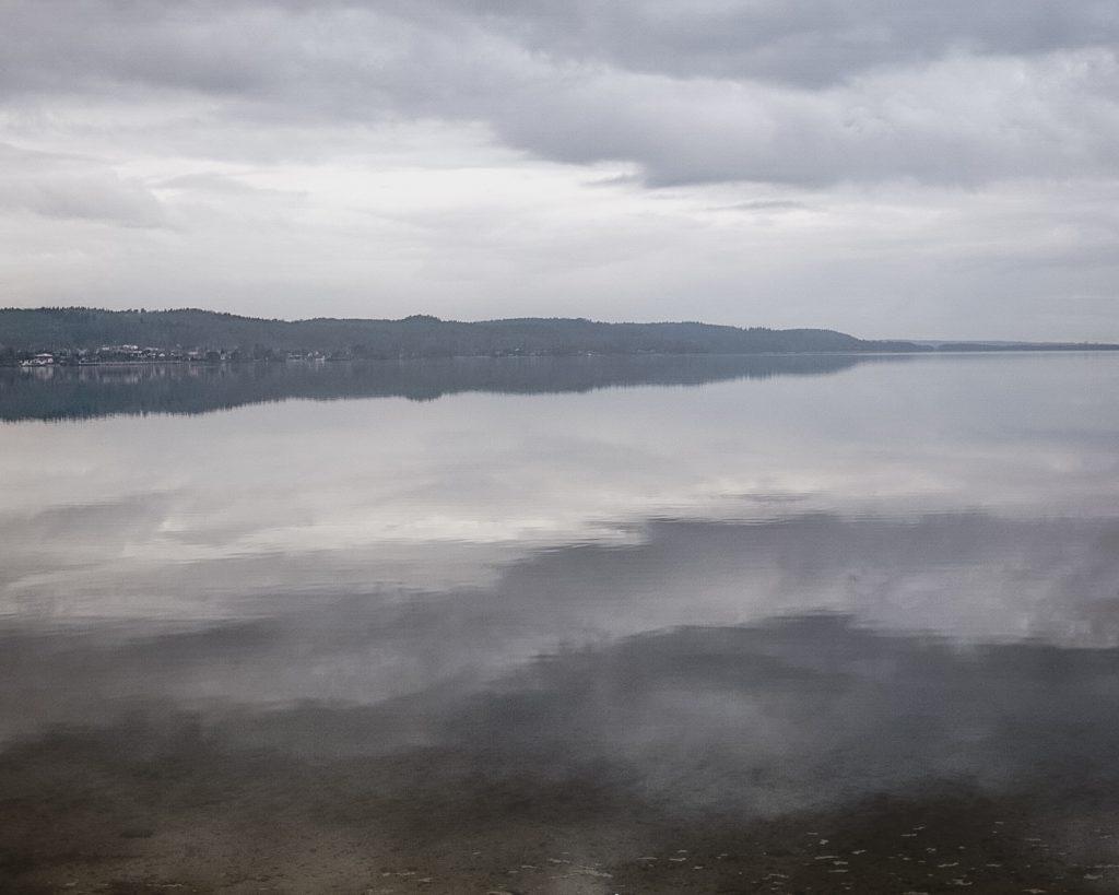 jezioro Żarnowieckie Żarnowiec
