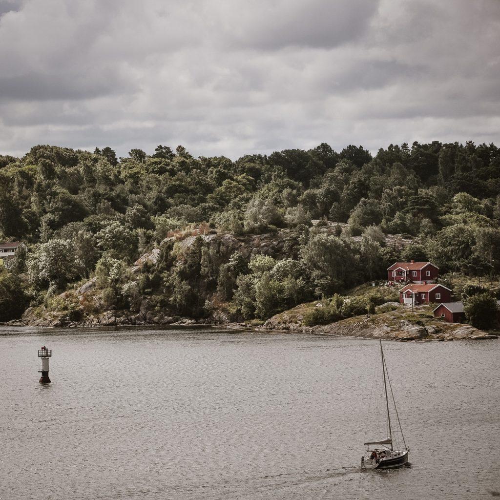 Norwegia wybrzeże