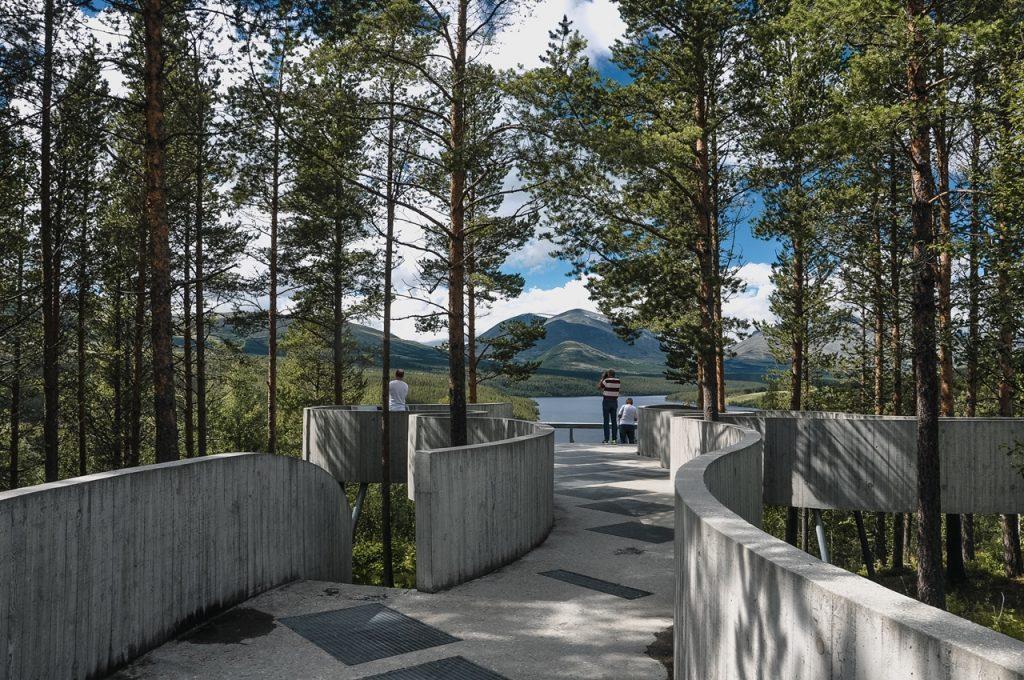 Norwegia atrakcje fiordy