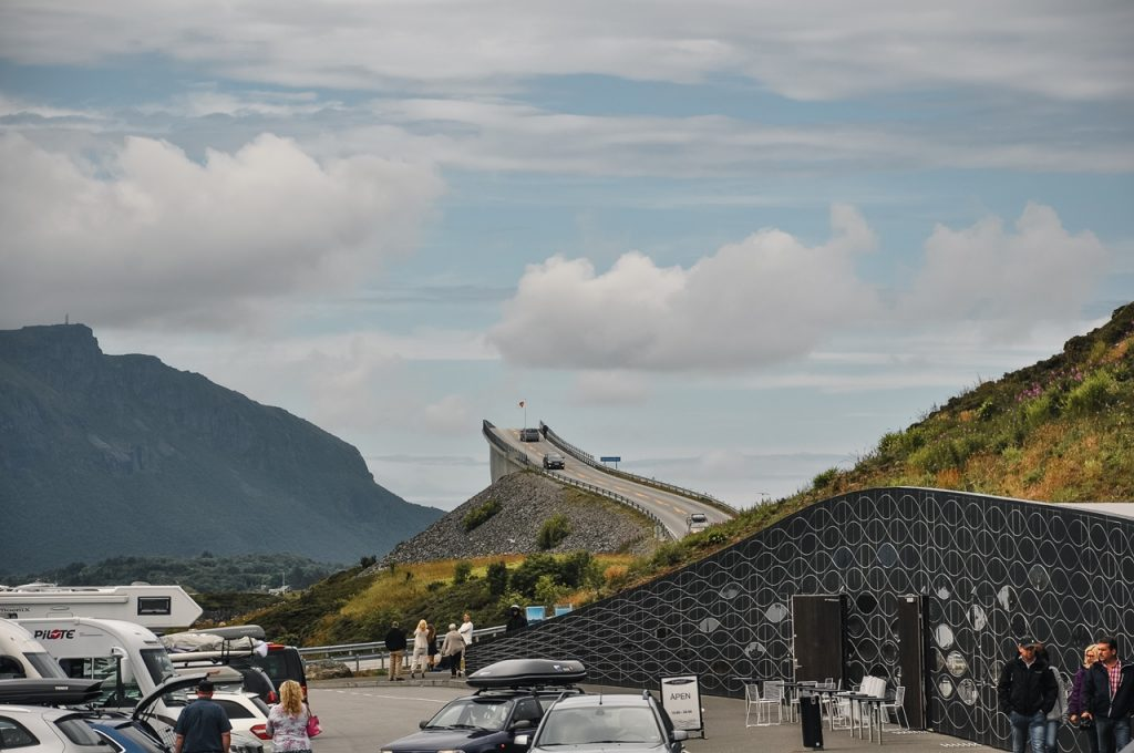 Norwegia - Droga Atlantycka