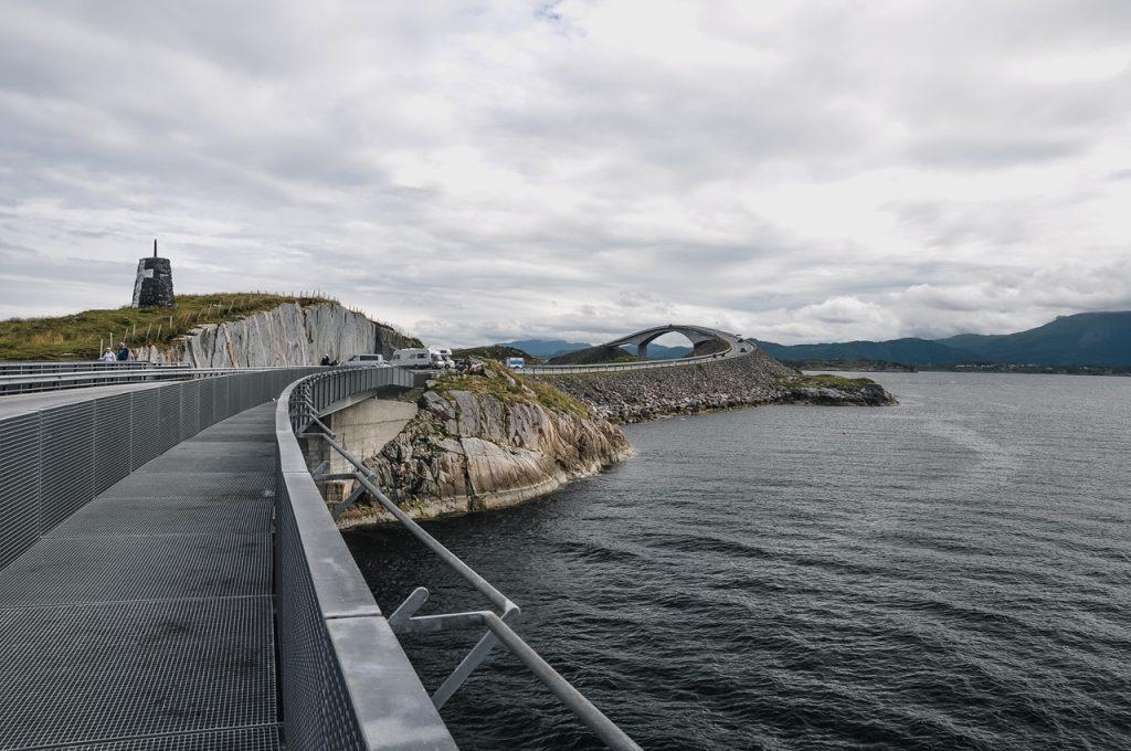 Norwegia - atrakcje