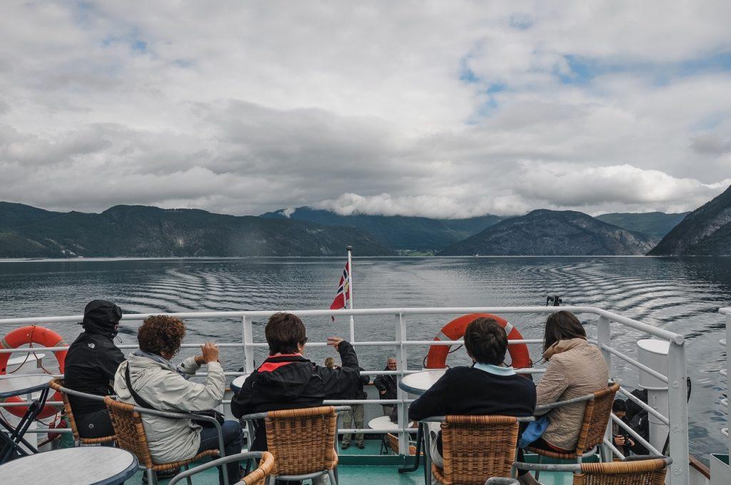Norwegia podróż