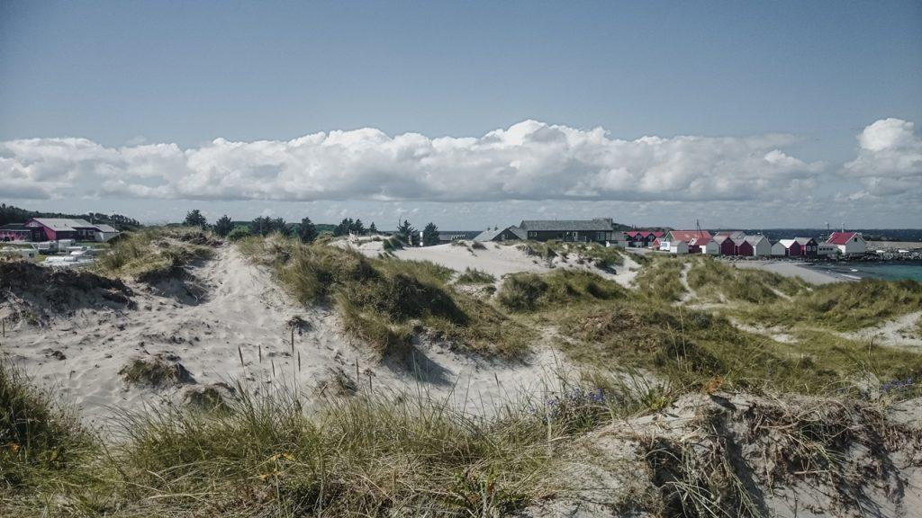 Norwegia plaża