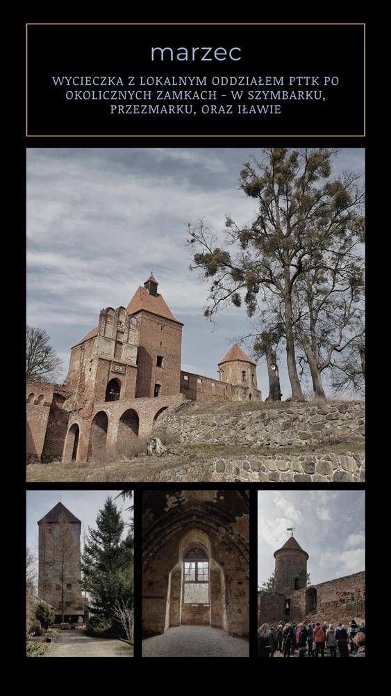 Zamek w Szymbarku
