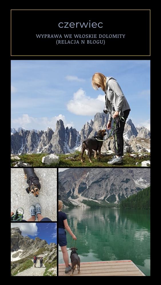 Podróż w Dolomity Włochy