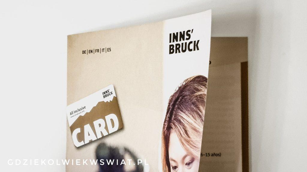 Austria zwiedzanie - Innsbruck
