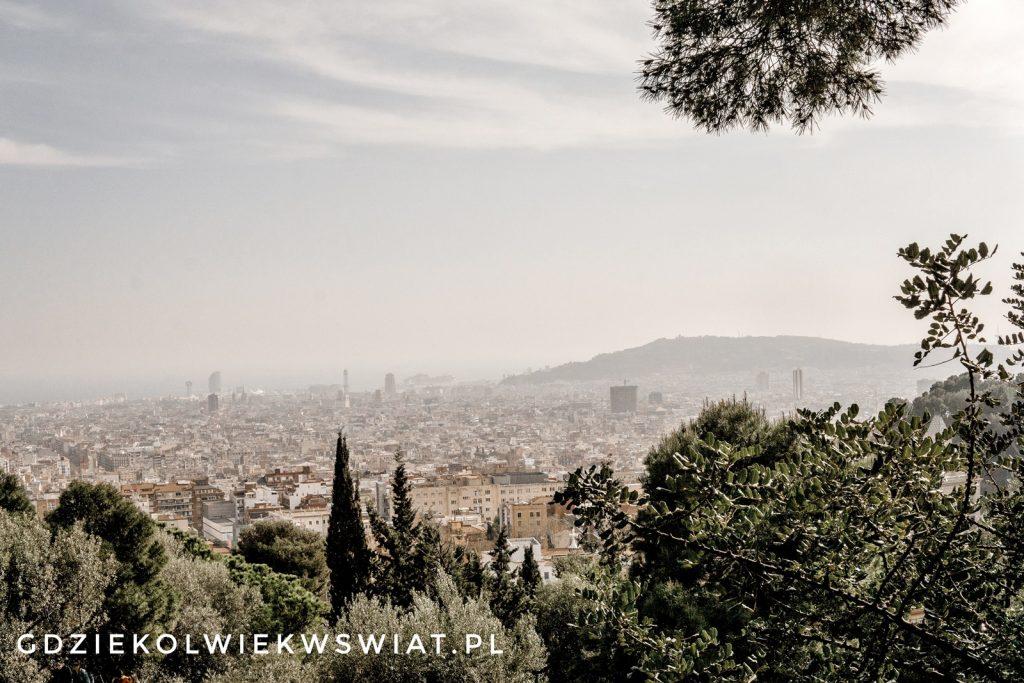 Barcelona atrakcje darmowe