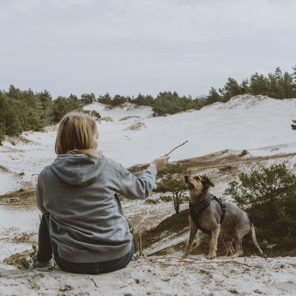 podróże-z-psem-gdzie-jechać-Bałtyk