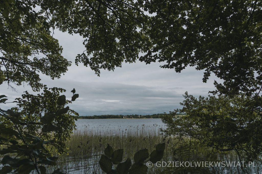 Kretowiny jezioro atrakcje