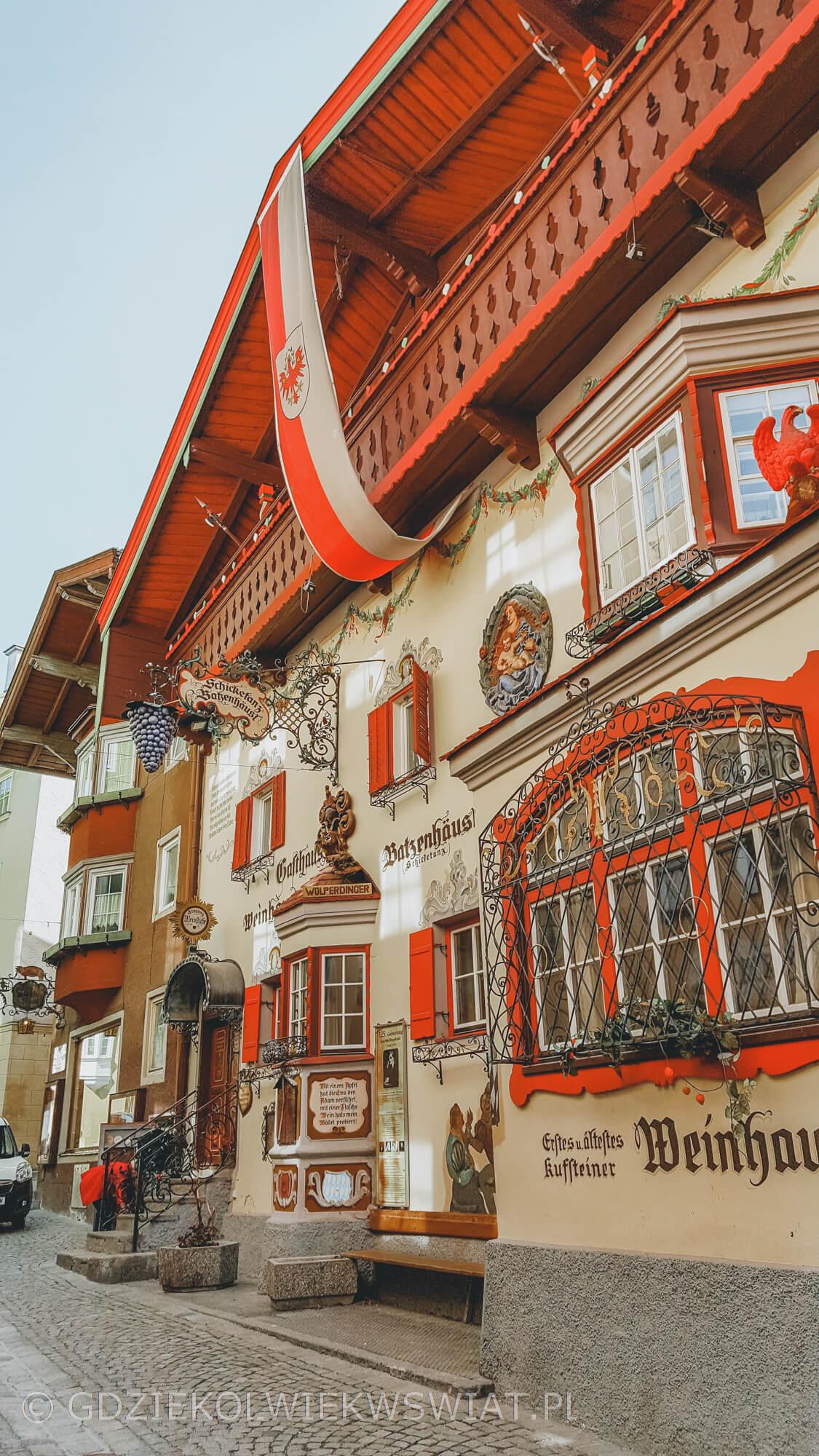 Alpy Austriackie latem