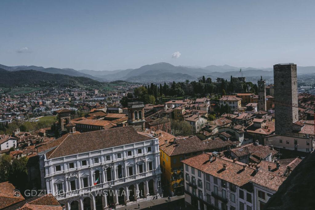 Bergamo co zwiedzić