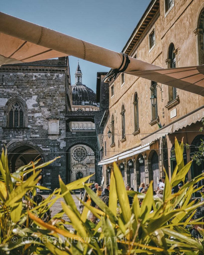 Bergamo plan zwiedzania w jeden dzień