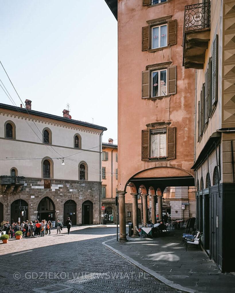 Bergamo pogoda marzec