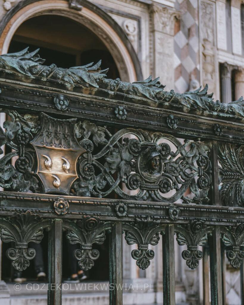 Bergamo zabytki atrakcje mapa