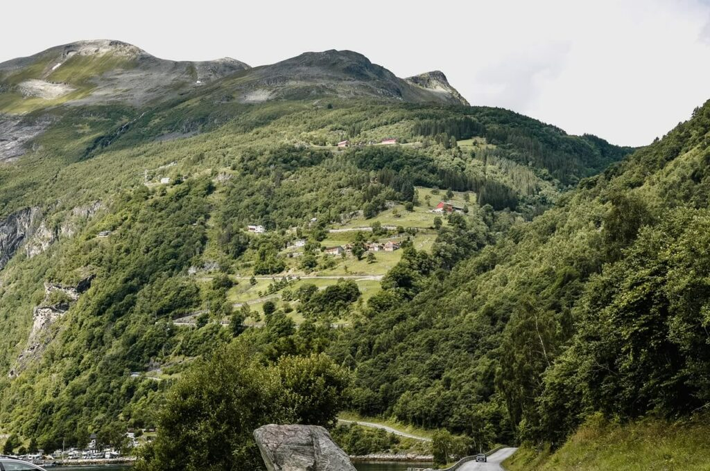 Droga Orłów i Trolli Norwegia