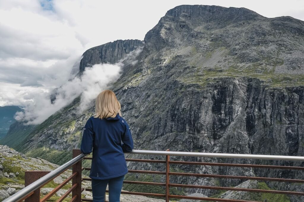 Droga Trolli Norwegia jak dojechać