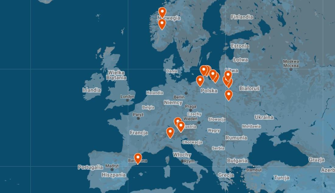 Gdziekolwiek w Świat blog podróżczniczy