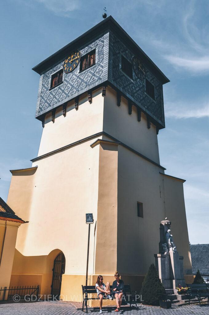 Kaplica Czaszek w Czeremnej