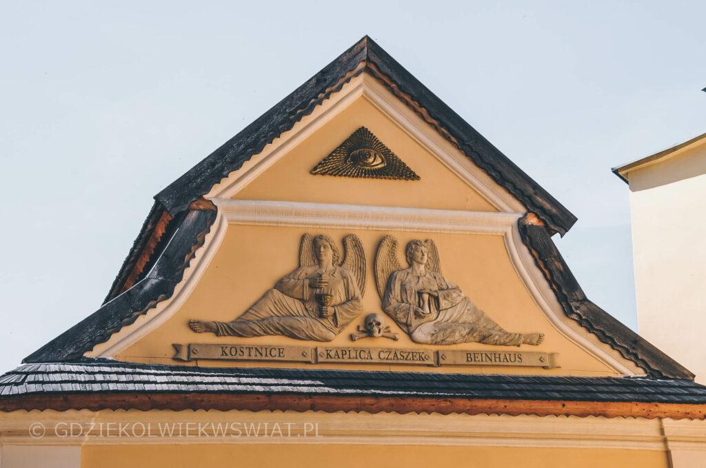 Kaplica Czaszek w Kudowej Zdrój