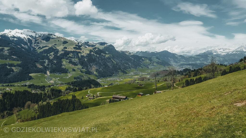 Kitzbuhel latem atrakcje w okolicy Aurach