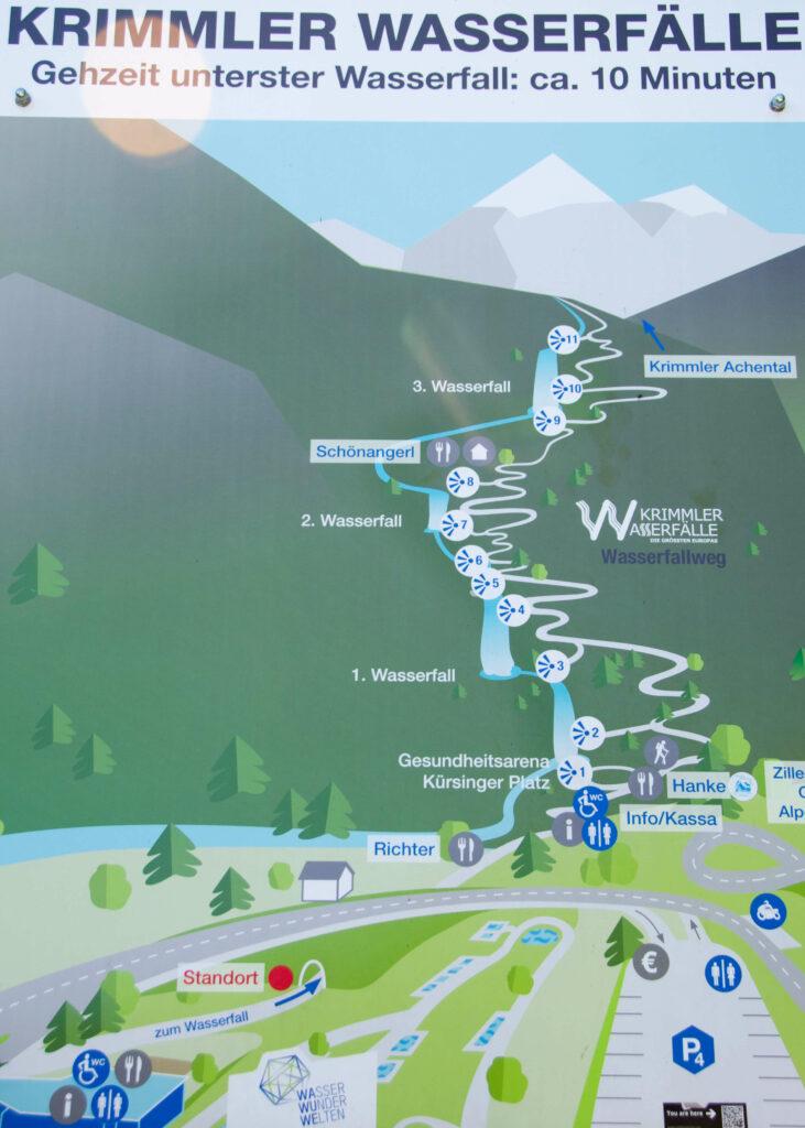 Alpy austriackie ciekawe miejsca atrakcje