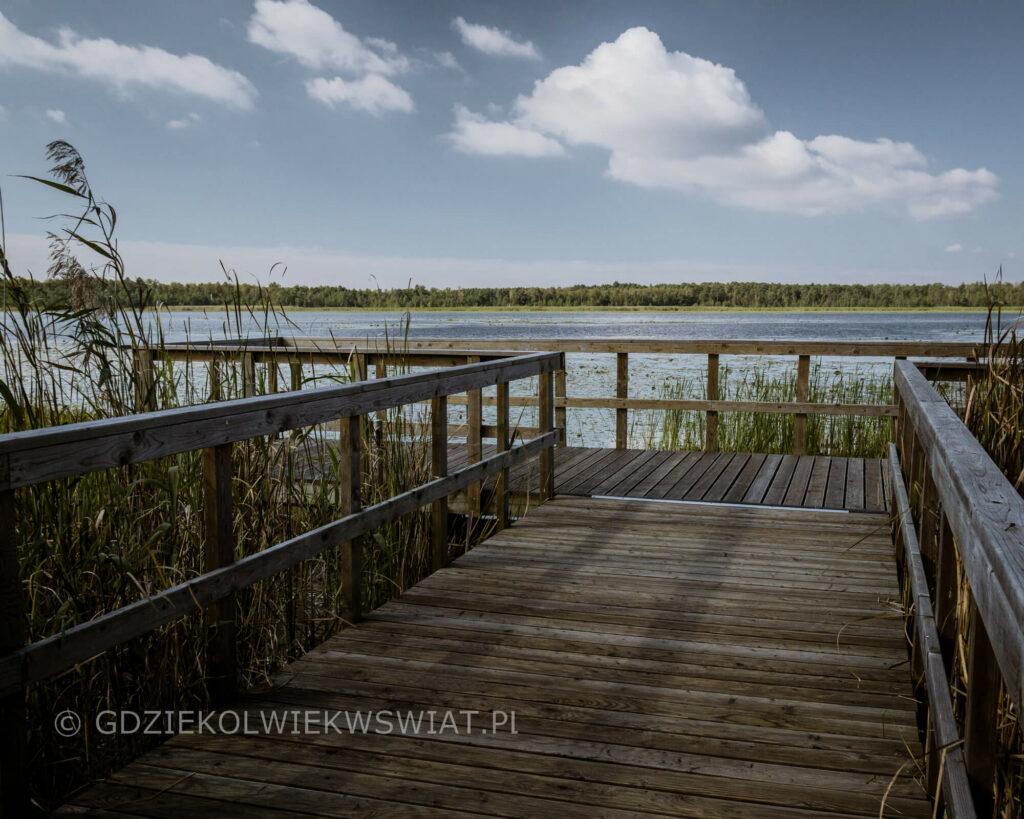 Lubelszczyna - Jezioro Łukie