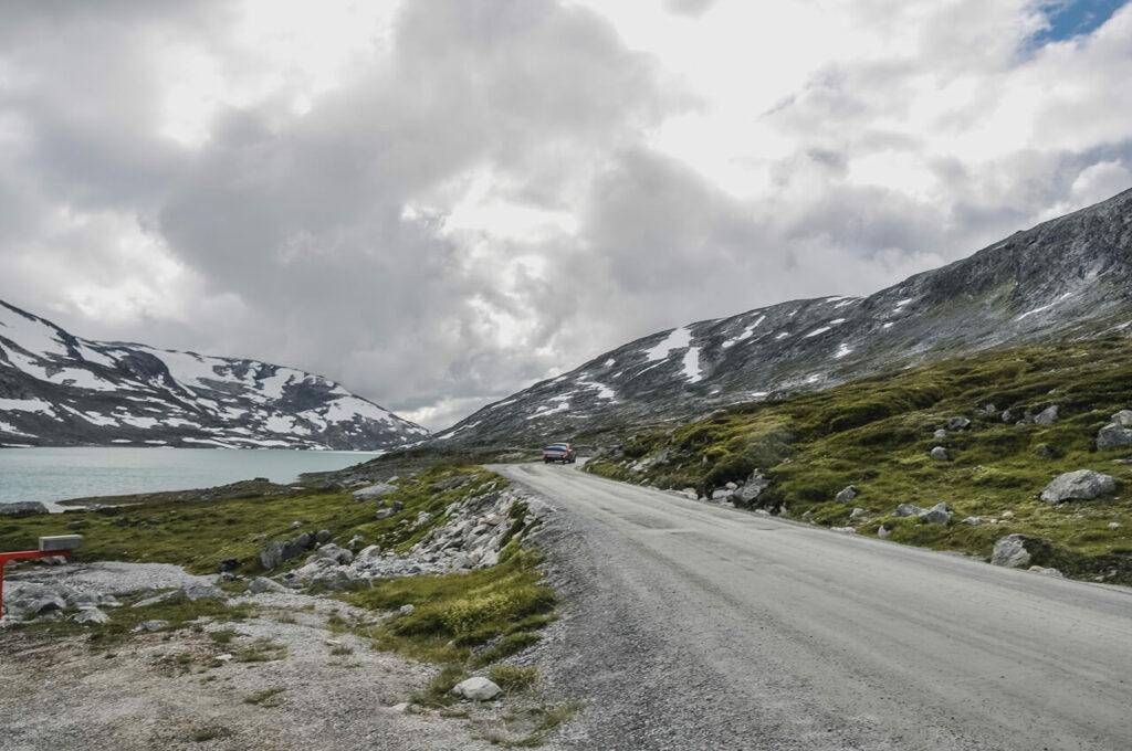 Norwegia krajobrazy