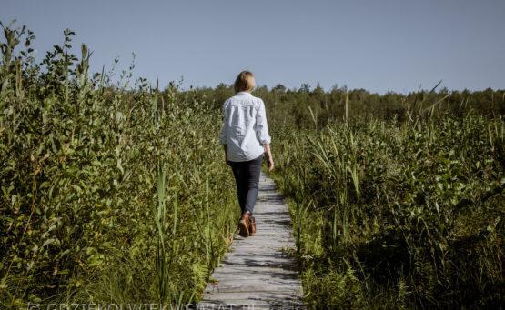 Poleski Park Narodowy - jaki szlak