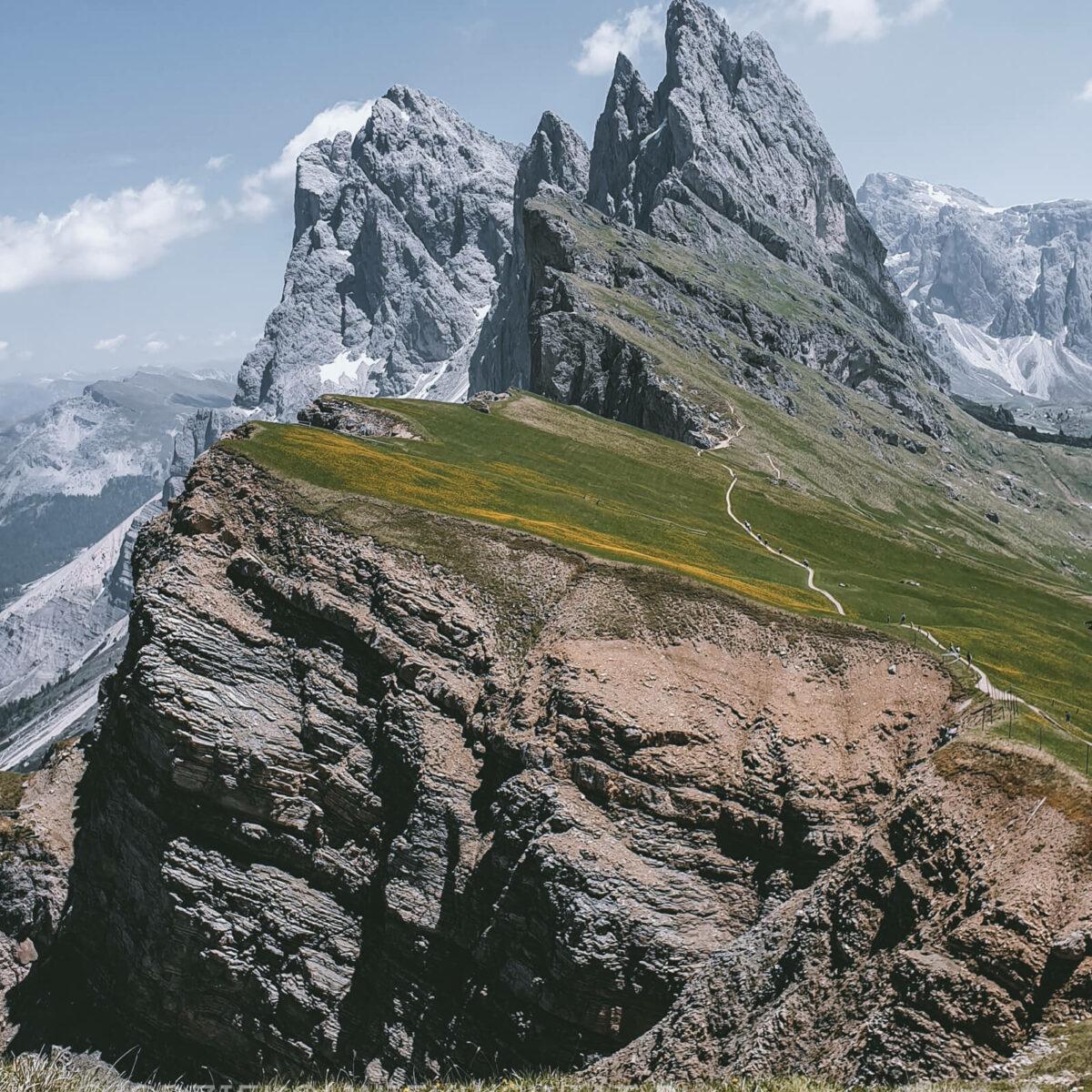 Seceda Dolomity Włochy