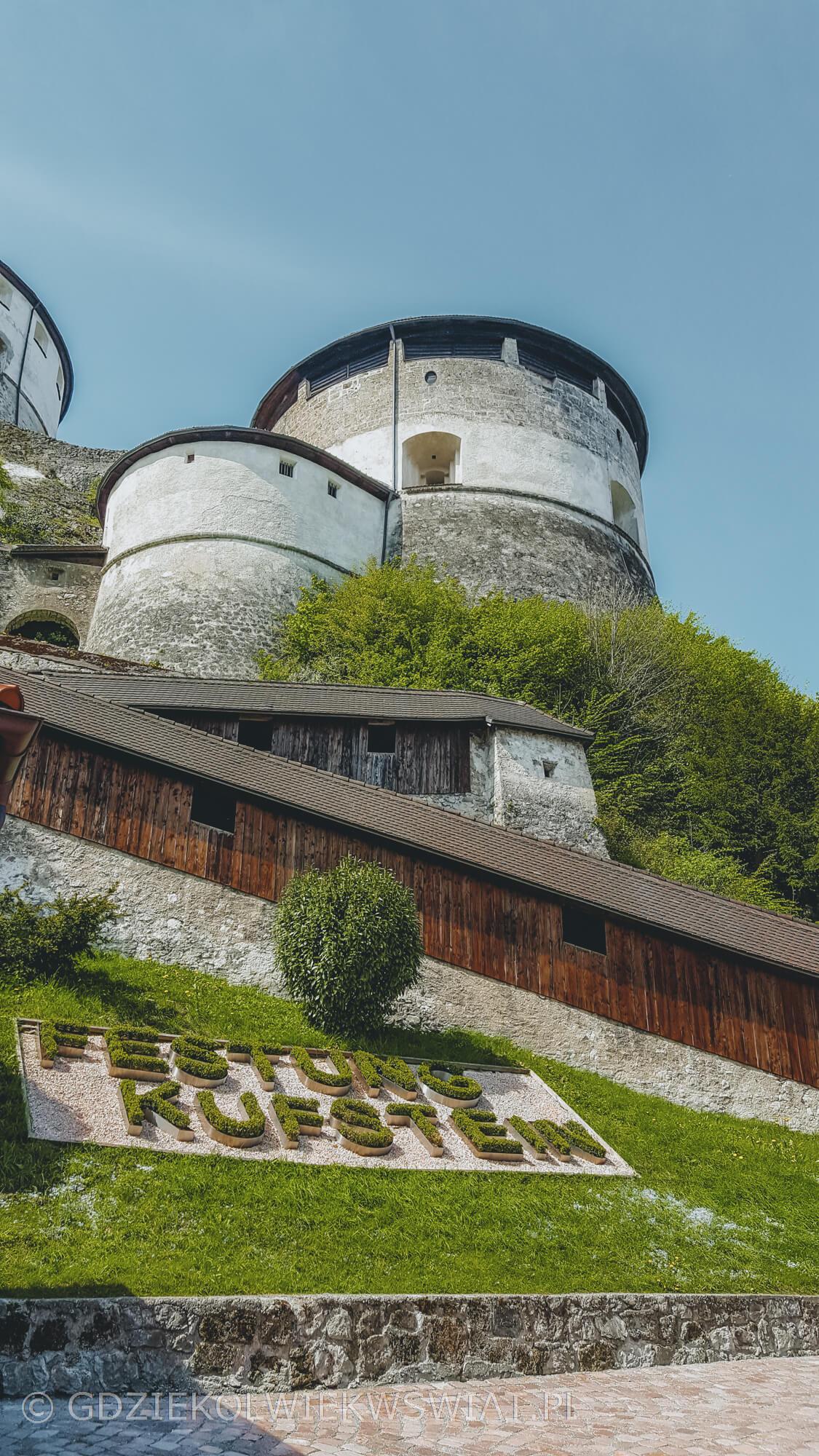Twierdza Kufstein ciekawe miejsca w Austrii