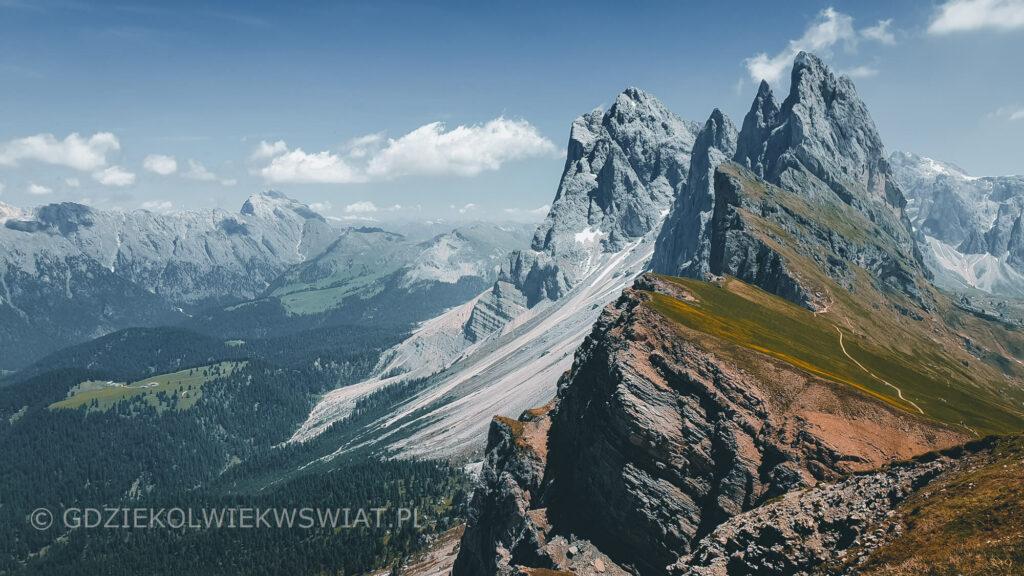 Tyrol Południowy noclegi
