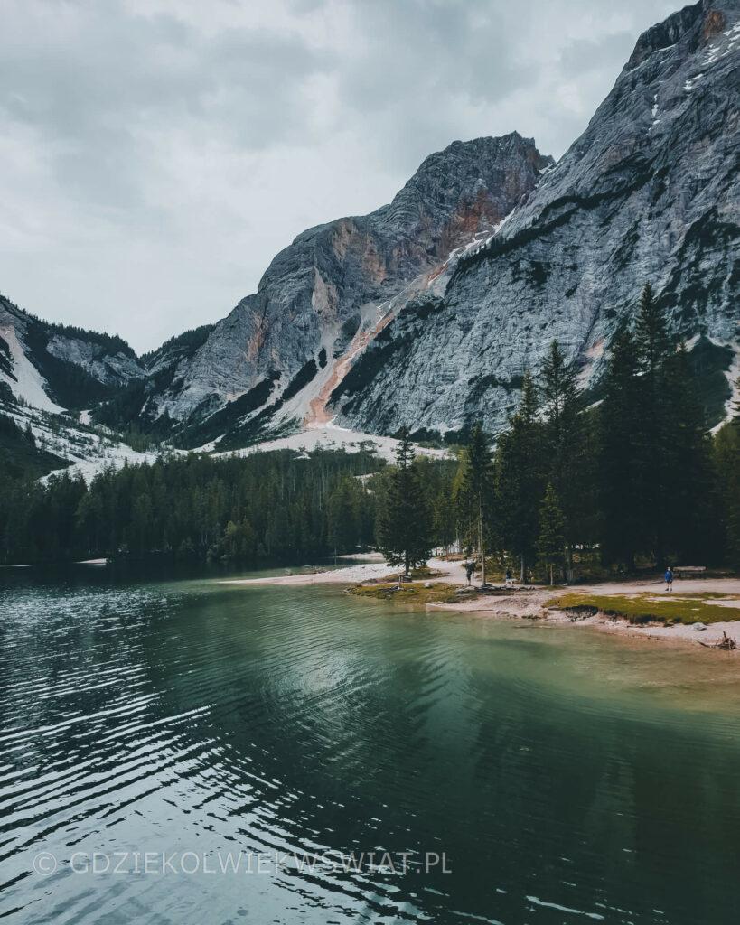Włoskie Alpy Dolomity