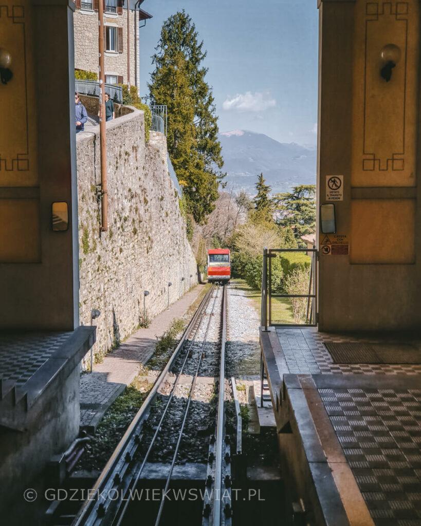 atrakcje Bergamo komunikacja dojazd