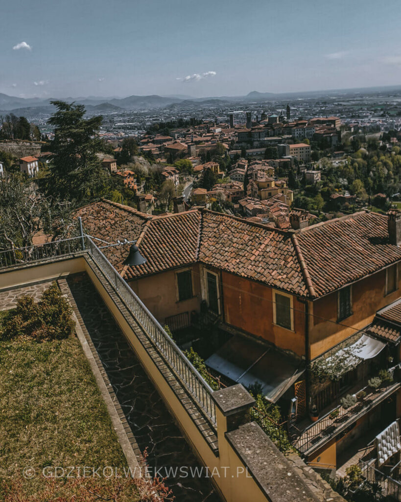 co zwiedzić w Bergamo atrakcje