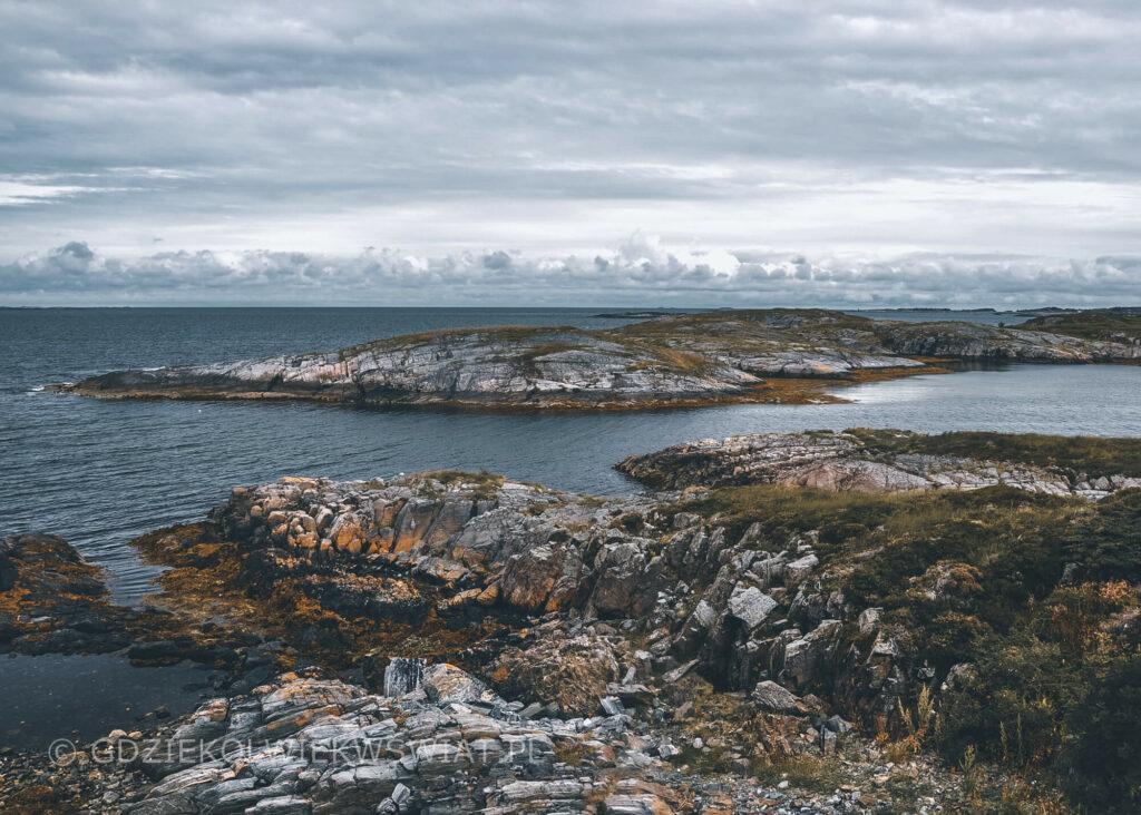 droga atlantycka w norwegii mapa