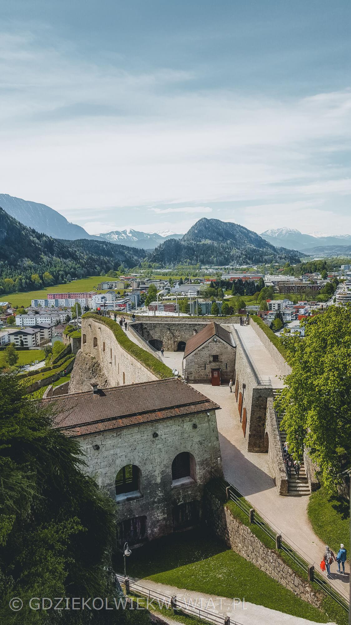 gdzie na wakacje do Austrii