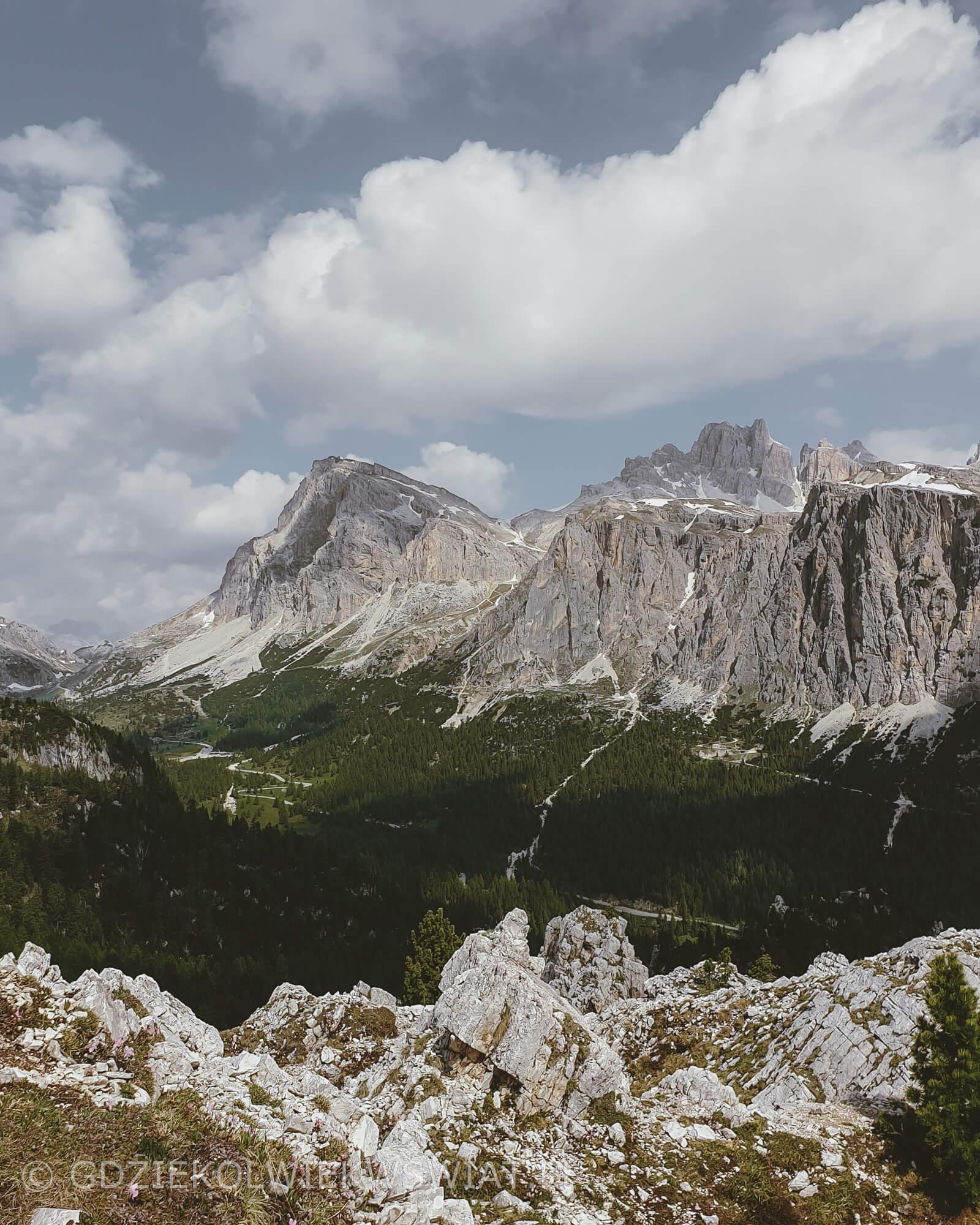 najciekawsze miejsca w Dolomitach