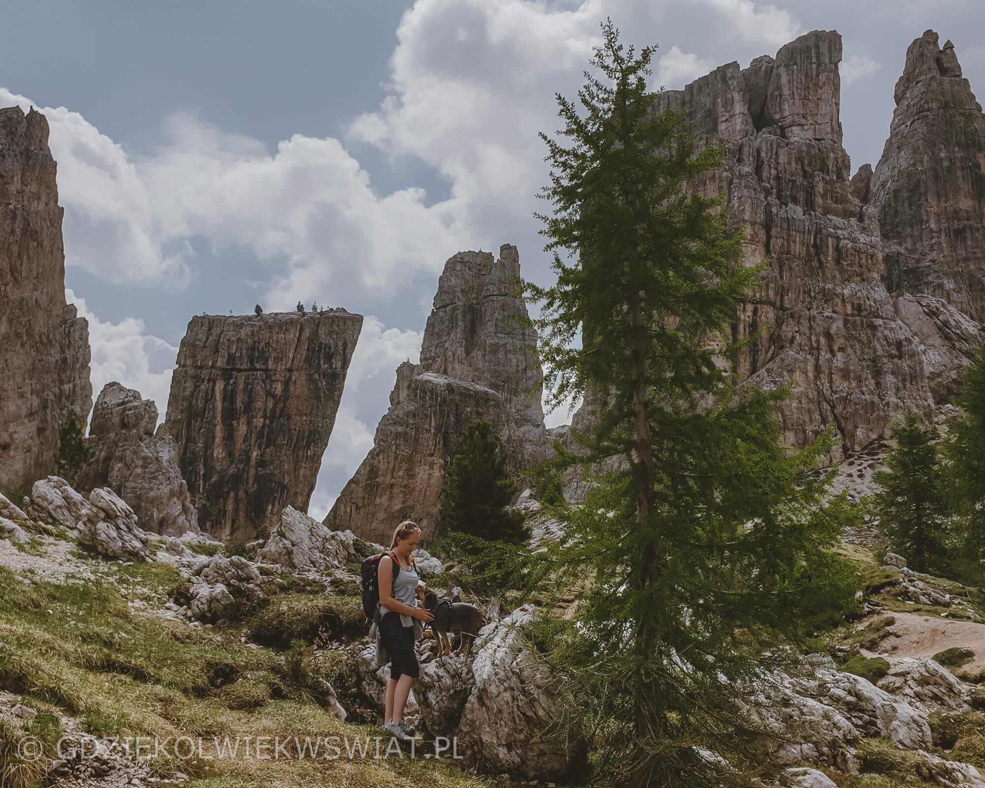 najpiękniejsze miejsca w Dolomitach Włochy