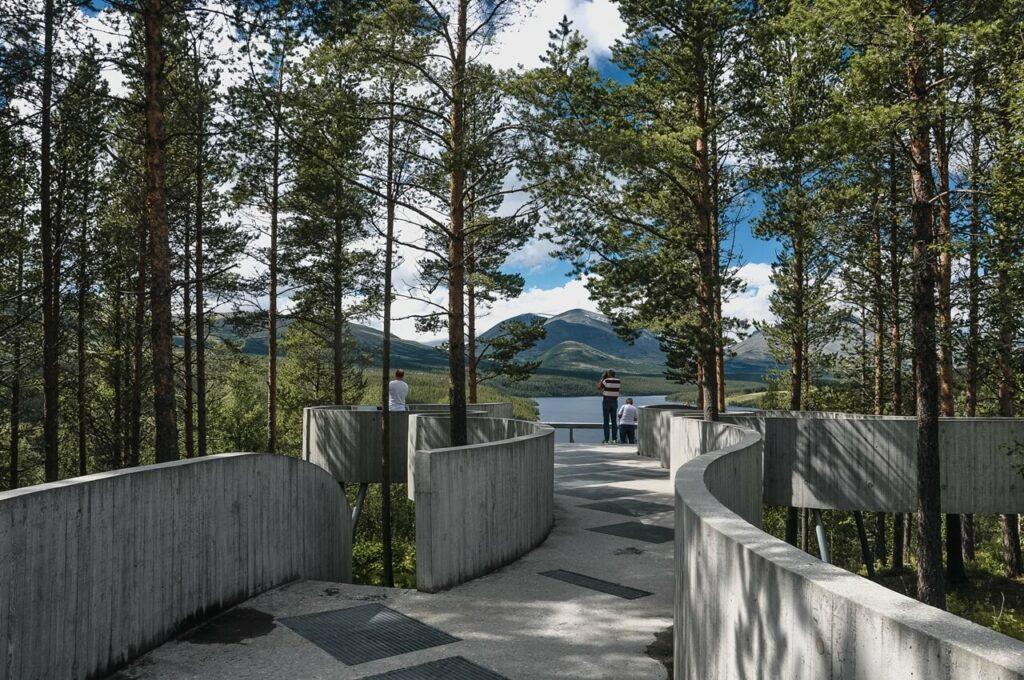 objazdówka Norwegia fiordy