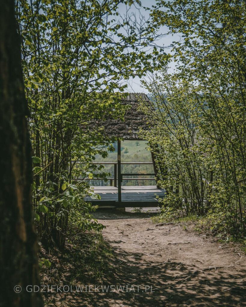 punkty widokowe Suwalszczyzna Smolniki