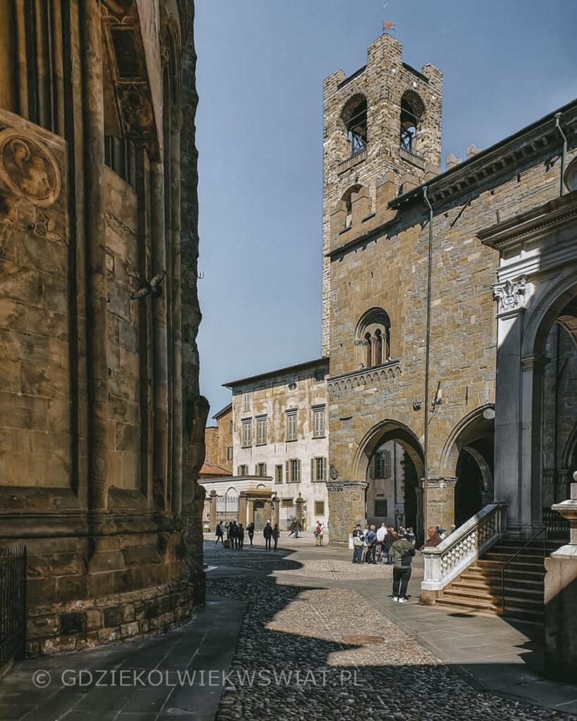tanie loty do Bergamo zwiedzanie