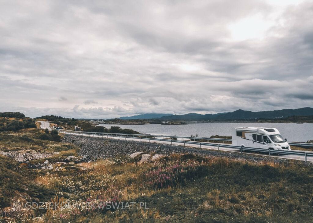 trasa atlantycka w norwegii