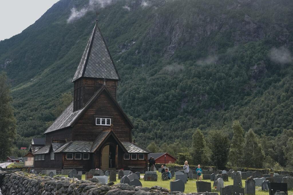 wakacje w Norwegii na własną rękę