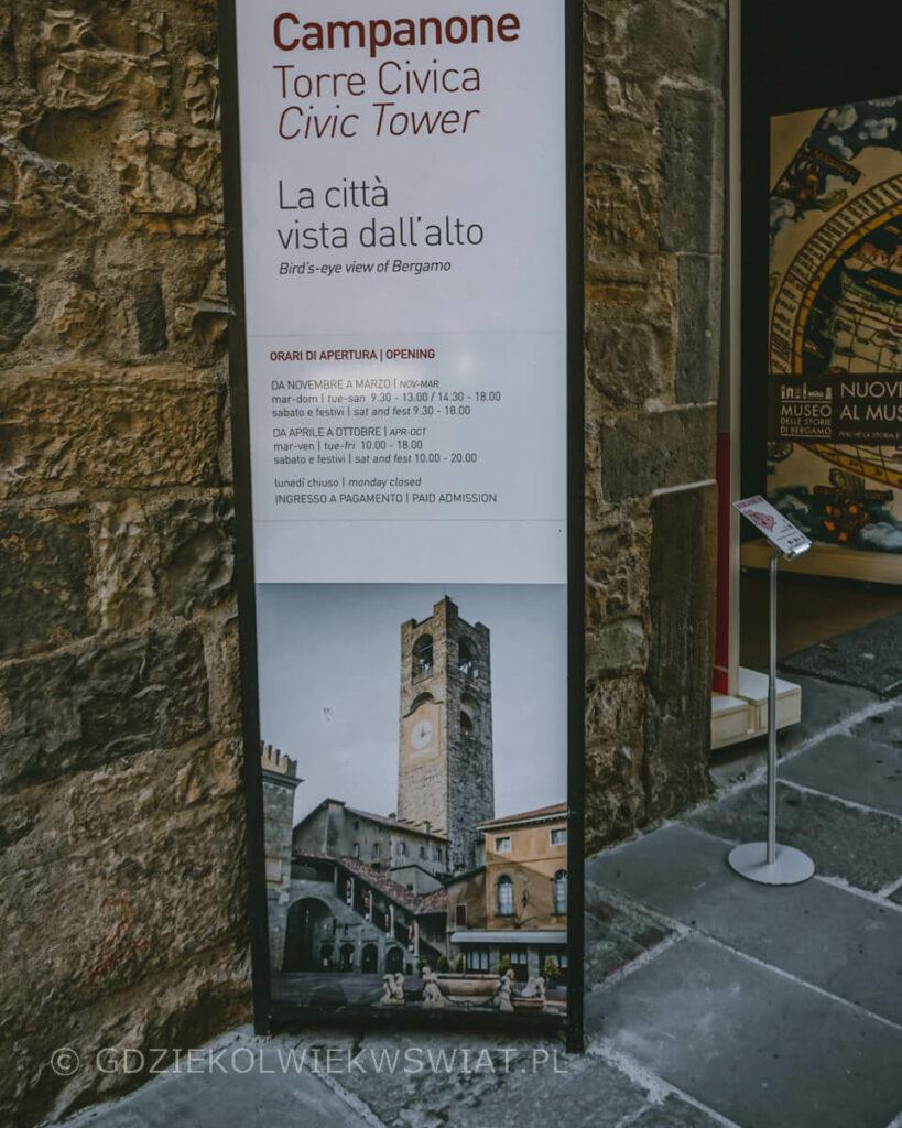 wieża miejska Campanone