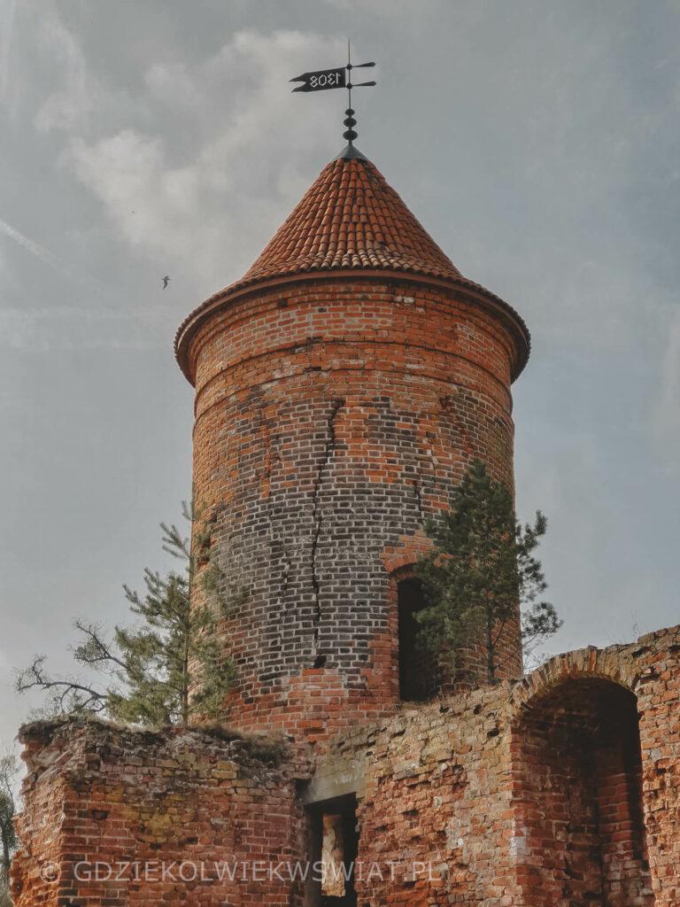 Zamek Szymbark