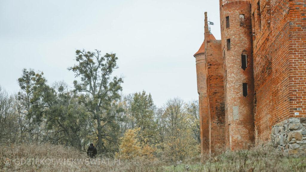 zamek w Szymbarku zwiedzanie